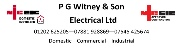 P G Witney and Son Electrical Ltd